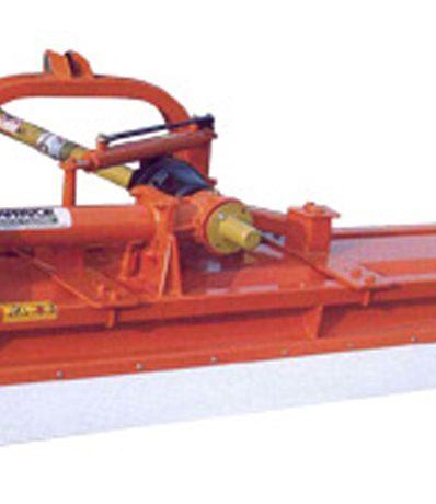 Zappator klepelmaaier (trekkeraanbouw)
