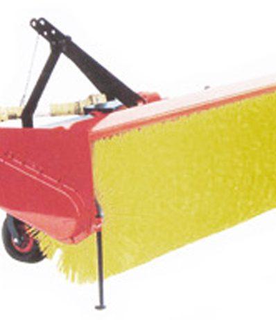 Zappator veegmachine